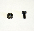Lens Holding Screws and Nuts for Optivisor